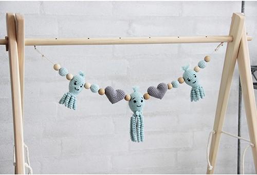 Go Handmade Haakpatroon Babyslinger Inktvis