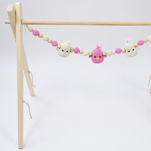 Go Handmade Haakpatroon Babyslinger Vogel