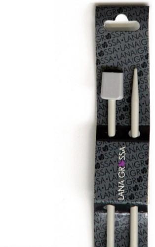 Lana Grossa Aluminium Breinaalden 2mm