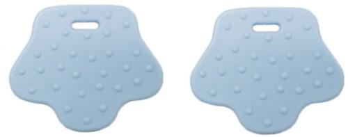 Durable Bijtring Dierenpoot 259 Light Blue