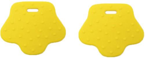 Durable Bijtring Dierenpoot 645 Yellow
