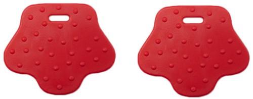 Durable Bijtring Dierenpoot 752 Red