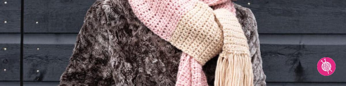 10 haak- en breipatronen voor winterse sjaals