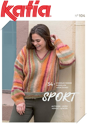 Katia Sport No. 104 2020/21