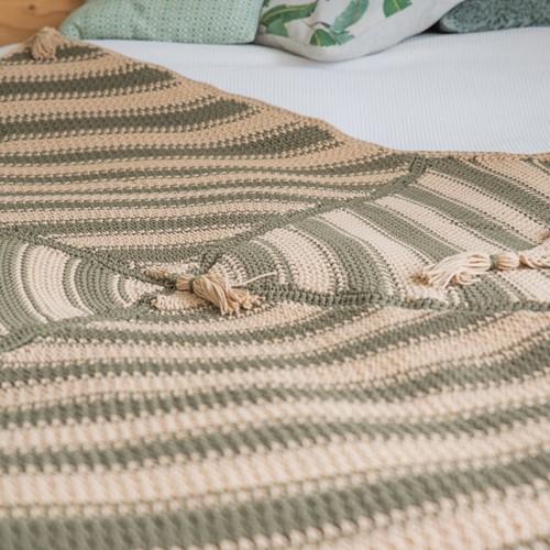 Haakpatroon Yarn and Colors Boho Blanket