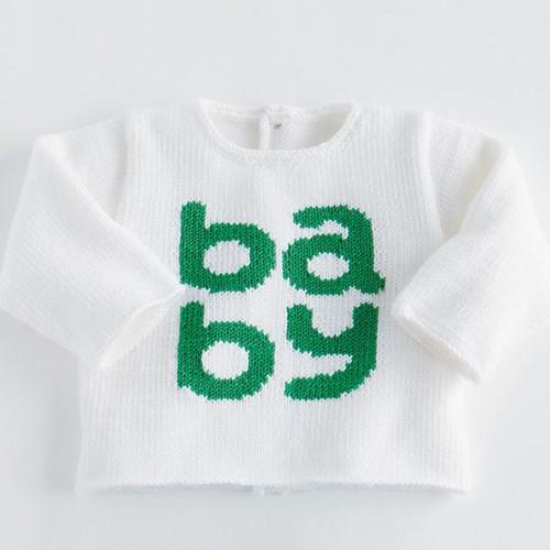 Detente Baby Trui Breipatroon