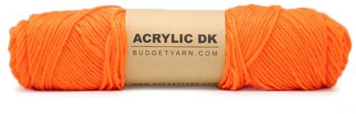 Budgetyarn Acrylic DK 020