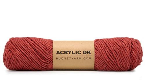 Budgetyarn Acrylic DK 023