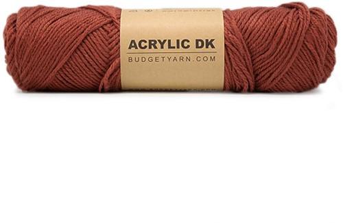 Budgetyarn Acrylic DK 024