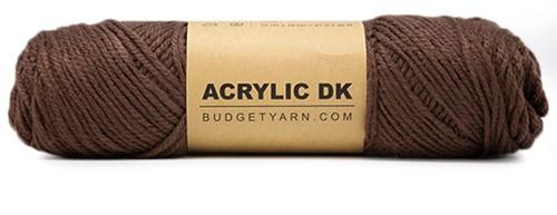 Budgetyarn Acrylic DK 027