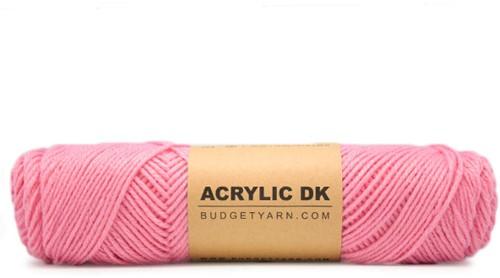 Budgetyarn Acrylic DK 038