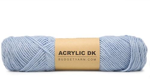 Budgetyarn Acrylic DK 062