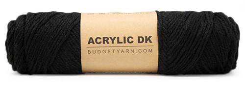 Budgetyarn Acrylic DK 100