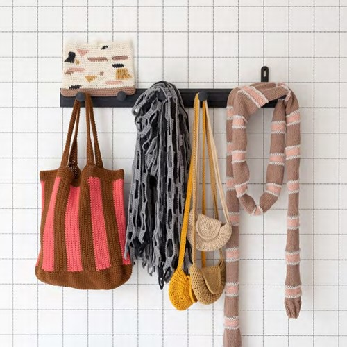 Yarn and Colors Zen on the Go Patronen Bundle
