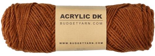 Budgetyarn Acrylic DK 026