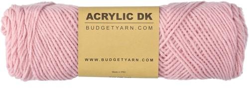 Budgetyarn Acrylic DK 045