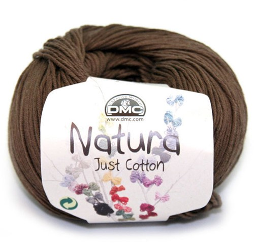 DMC Cotton Natura N22 Tropic Brown