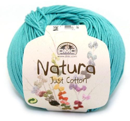 DMC Cotton Natura N25 Aquamarina