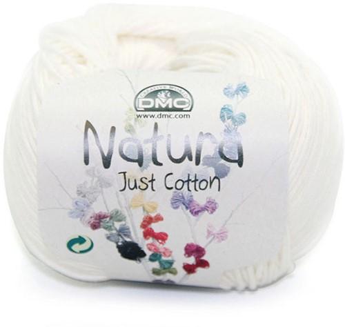 DMC Cotton Natura N02 Ivory