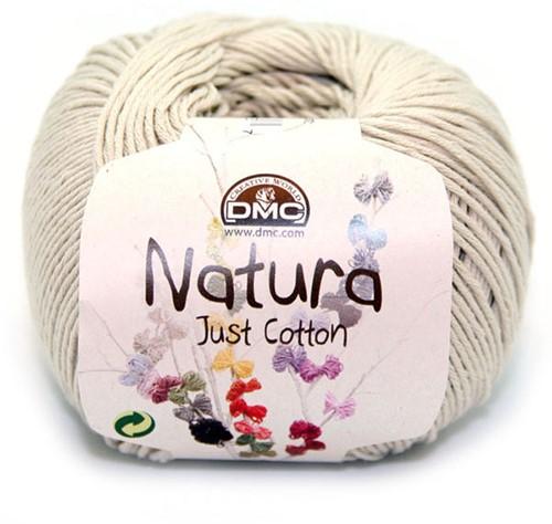 DMC Cotton Natura N03 Sand