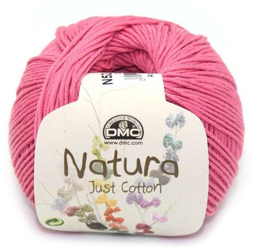 DMC Cotton Natura N52 Geranium