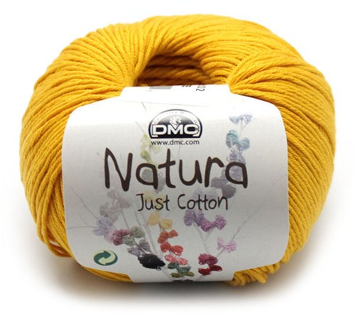 DMC Cotton Natura N85 Wallflower