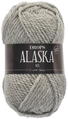 Drops Alaska Mix 03 Lichtgrijs