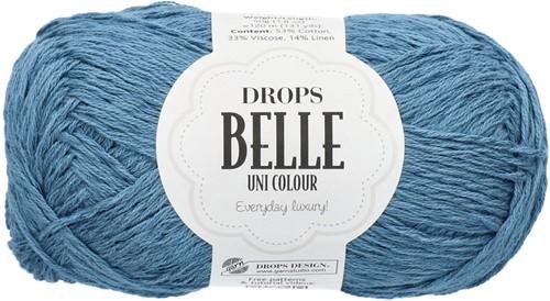 Drops Belle Uni Colour 13 Dark-jeans-blue