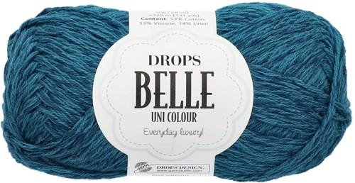 Drops Belle Uni Colour 17 Petrol