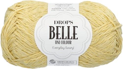 Drops Belle Uni Colour 04 Dandelion