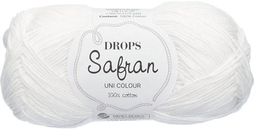 Drops Safran 17 White