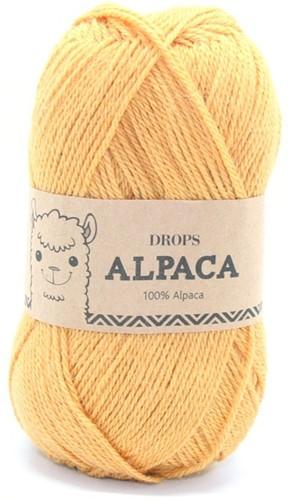 Drops Alpaca Uni Colour 2923 Oker