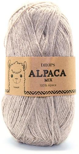 Drops Alpaca Mix 2020 Licht-camel
