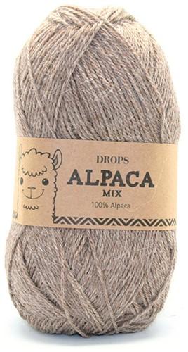 Drops Alpaca Mix 618 Licht-beige