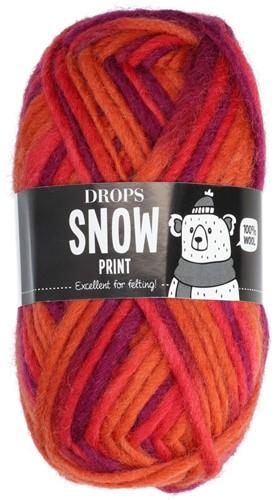 Drops Snow (Eskimo) Print 19 Spice