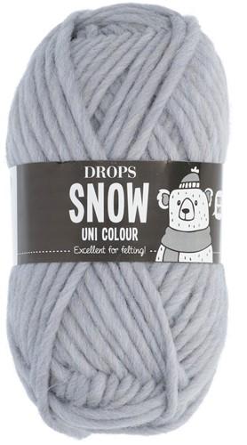 Drops Snow (Eskimo) Uni Colour 52 Dew