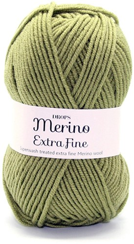 Drops Merino Extra Fine Uni Colour 18 Appelgroen