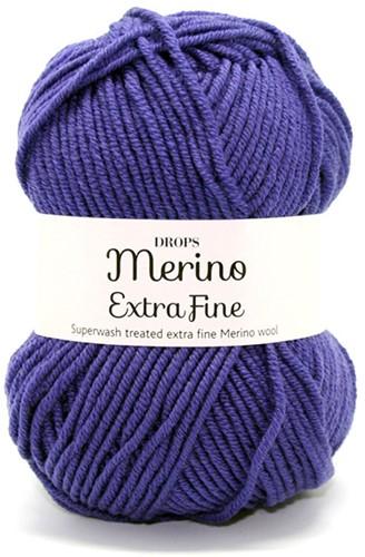 Drops Merino Extra Fine Uni Colour 21 Purple