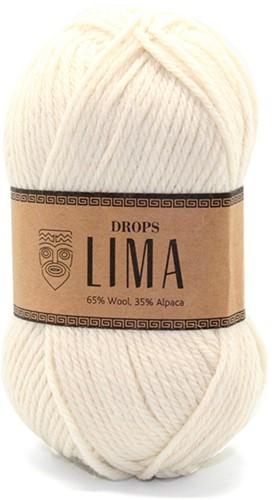 Drops Lima Uni Colour 100 Naturel