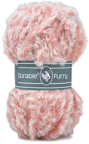 Durable Furry 225 Vintage Pink