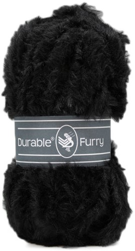 Durable Furry 325 Black