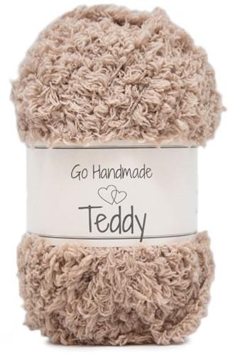 Go Handmade Teddy 18 Brown
