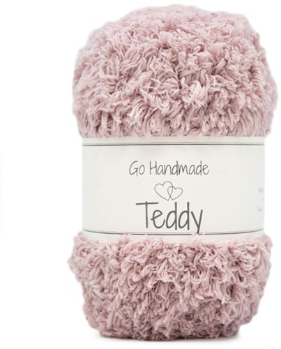 Go Handmade Teddy 75 Light Lavender