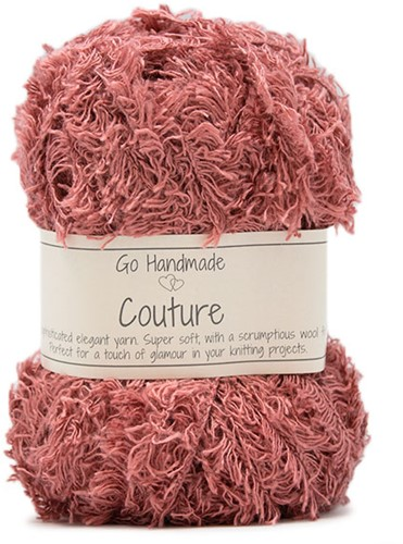 Go Handmade Couture 09 Terracotta red