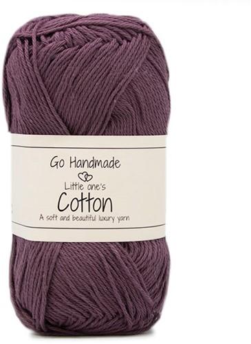 Go Handmade Little Ones Cotton 37 Vintage Purple