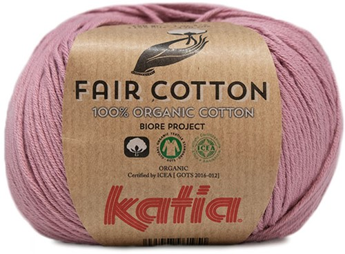 Katia Fair Cotton 40