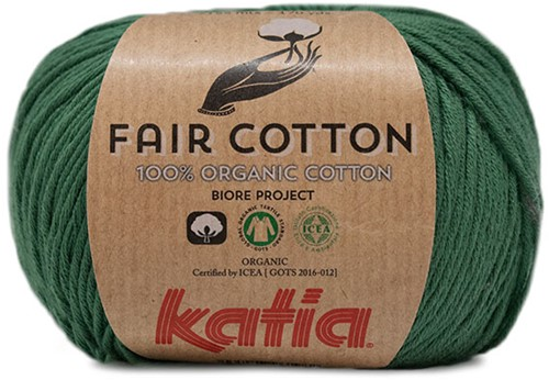 Katia Fair Cotton 42