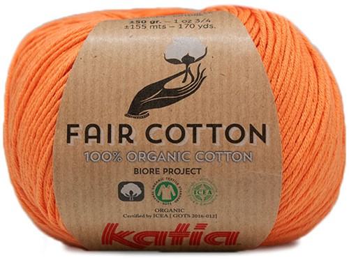 Katia Fair Cotton 43