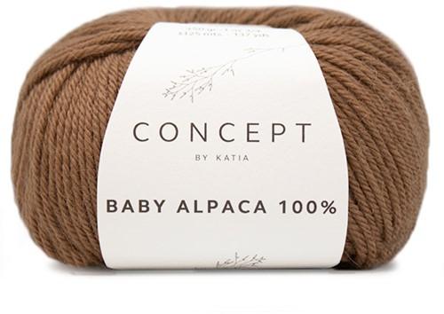 Katia Baby Alpaca 100% 508 Camel