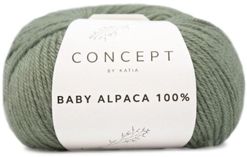 Katia Baby Alpaca 100% 510 Khaki